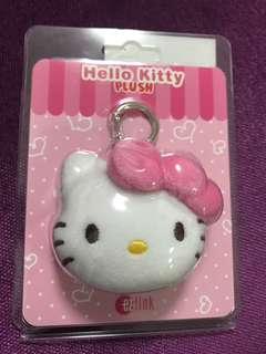 Hello Kitty Plush EZ-Link charm