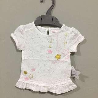 Kaos bayi 3-6 bulan