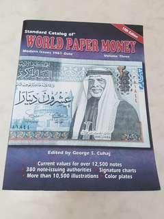 Standard Catalogue of World Paper Money