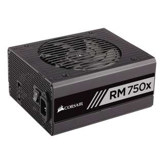 CORSAIR RM750x 750W 80 PLUS GOLD Certified Full Modular ATX Power Supply