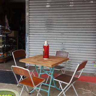 Kopitiam Table