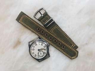 Vintage WW2 Hamilton 987A Military Watch 古董2戰咸美頓美軍軍錶