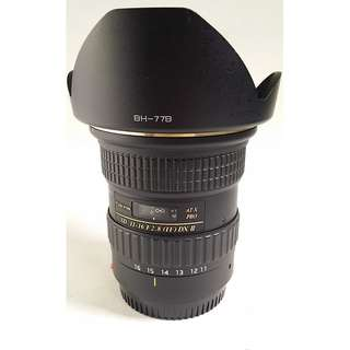 Tokina AT-X 11-16mm F2.8 Pro DX II for Canon (CL051)