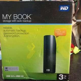 Western Digital My Book Essential 3TB - External Hard Drive