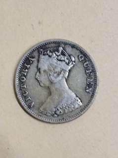 1903年一毫港幣, 銀製品