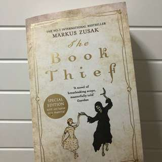 🆕The Book Thief by Markus Zusak