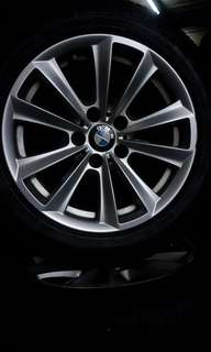 Bmw 225/55/17 rims and tyres
