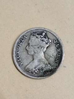 1937年5仙港幣