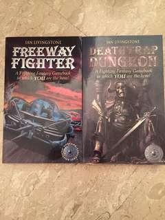Ian Livingstone books