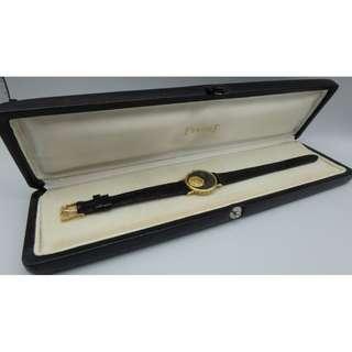 PIAGET x SALVADOR DALI 限量版 18K 石英錶 w/Box