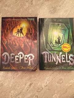 Roderick Gordon - Tunnels & Deeper