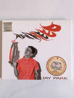 Jay Park - New Breed Red Edition Album