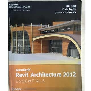 Autodesk Revit Architecture 2012 Essential