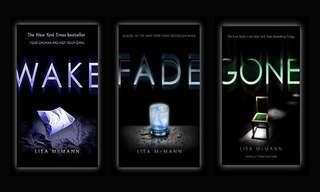 The Wake Trilogy (Lisa McMann)