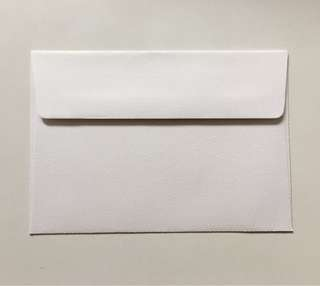 White Envelopes 320 Pcs