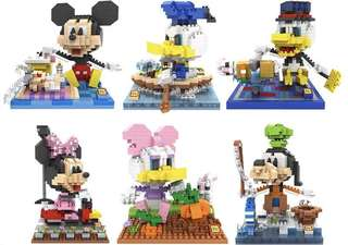 Little Cartoon Mini Bricks - SDT212