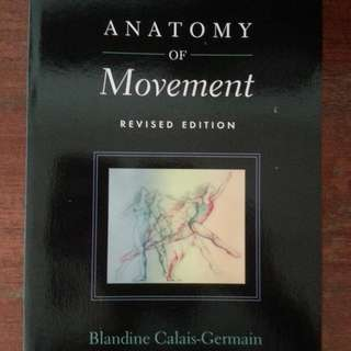 Anatomy of Movement (Revised Edition)