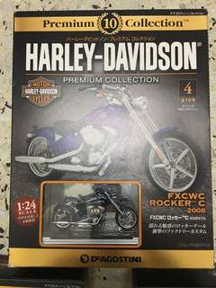 Harley Davidson Premium Collection Diecast
