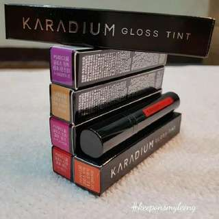 Karadium Gloss Tint