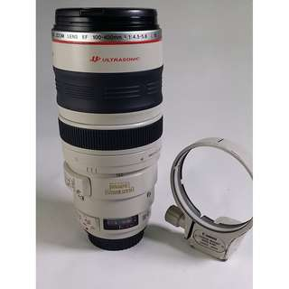 Canon EF 100-400mm f4.5-5.6L IS USM UX1018 (CL061)