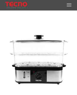 Electric Steamer tes 1200