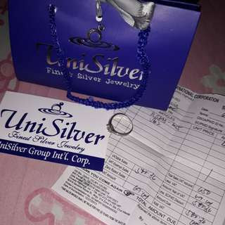 unisilver ring