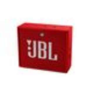 JBL GO BNIB (RED & BLACK)
