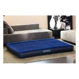 Intex Air Mattress with electric pump ❤️