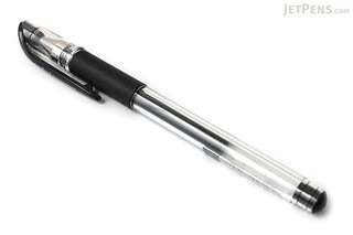 Signo DX pens 0.38 (Blue and Black)