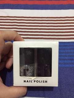 New in box Rubi 2 Pack Nail Polish