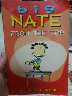 Really $3 Big Nate in good condition