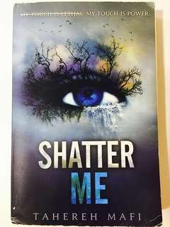Shatter me - shatter me series book 1