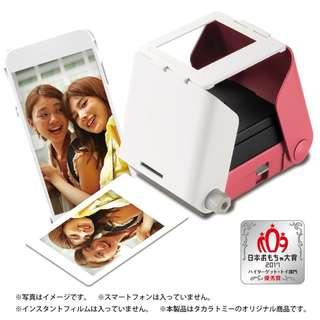 【三色現貨】~愛網拍~ TAKARATOMY 印相機 Printoss