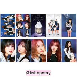 Gfriend ' Time For The Moon Night ' Photocards