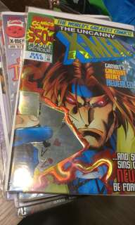 X-Men Comics (Set 1)