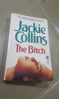 The Bitch by Jackie Collins