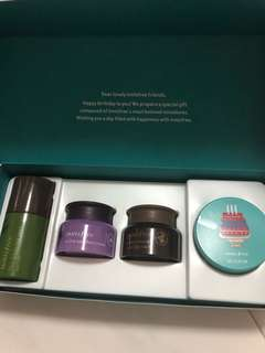 Miniatures innisfree products
