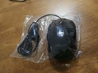 Asus wired laptop mouse-brand new
