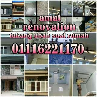 Renovation tukang ubah suai rumah 01116221170