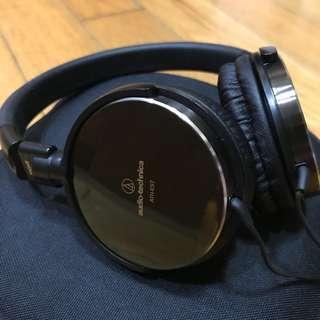 Audio-Technical 鐵三角 ATH-ES7 耳機