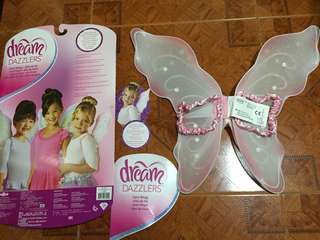 Fairy wings for princess