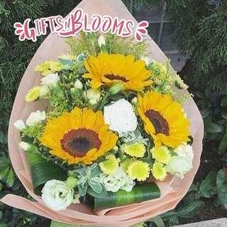 Mother's Day Bouquet Hand Flower Bouquet Anniversary Bouquet Proposal Bouquet Birthday Bouquet Graduation Bouquet V4D3     58