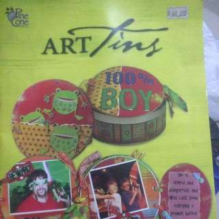 Art Tin Book