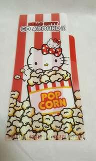 Hello Kitty Go Round Ticket Holder