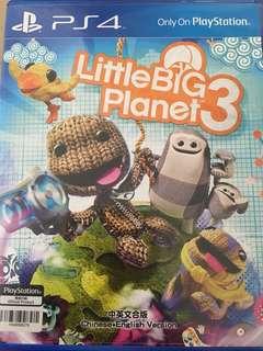 Little Big Planet 3 - PS4 games