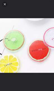 Fruit design  Heatpad