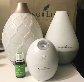 Orb Young Living diffuser