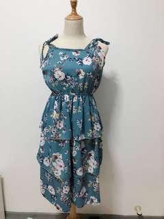 Cupcake Blue Dress
