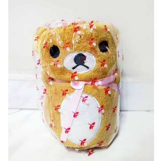Cartoon Blanket Rilakkuma