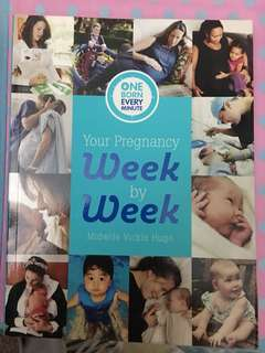 Your pregnancy week by week - one born every minute